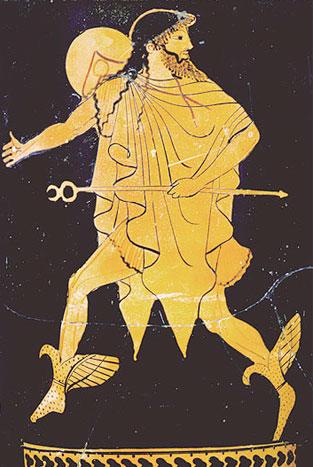 Comment le taureau blanc se mit à parler. - Page 3 Hermes